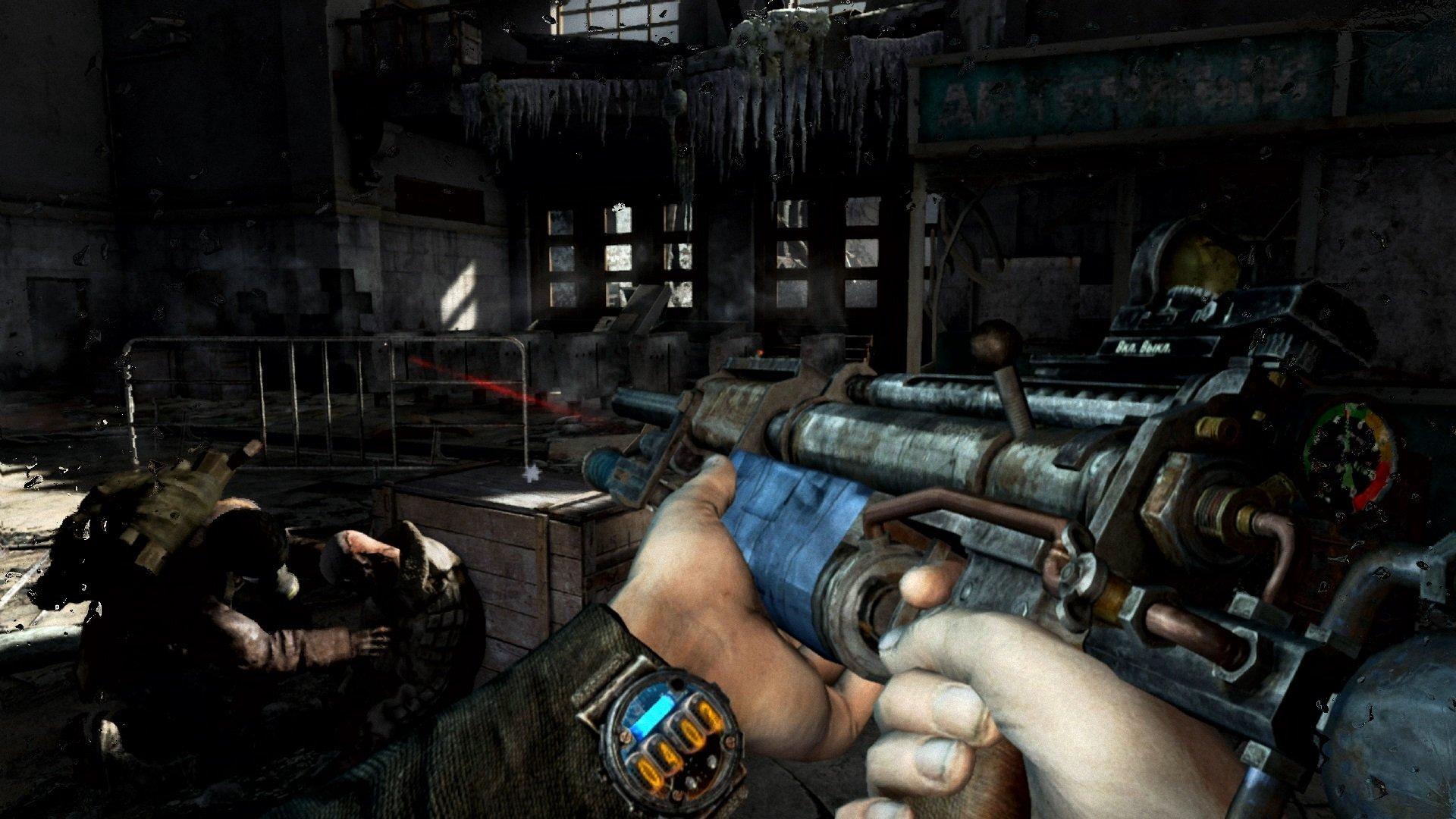 Metro 2033 Redux Switch