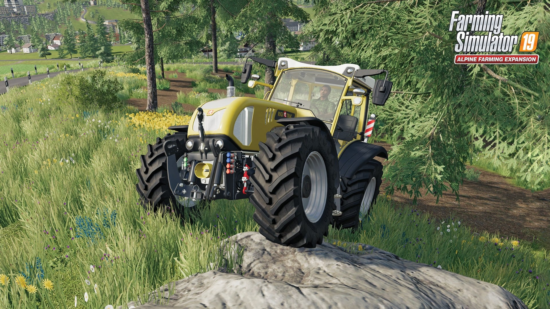 Farming Simulator 19: Alpine Farming Expansion