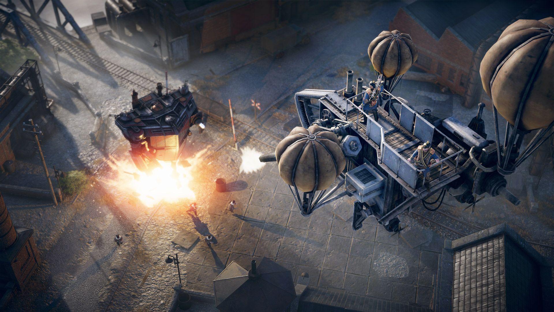 Iron Harvest - Operation Eagle