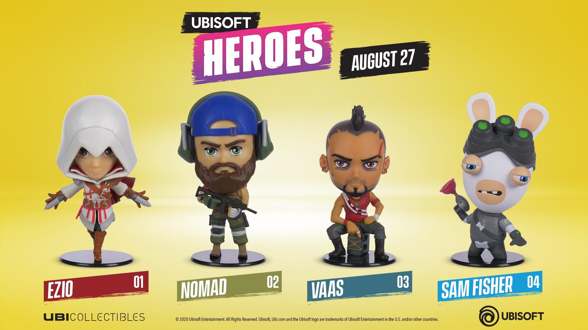 Ubisoft Heroes