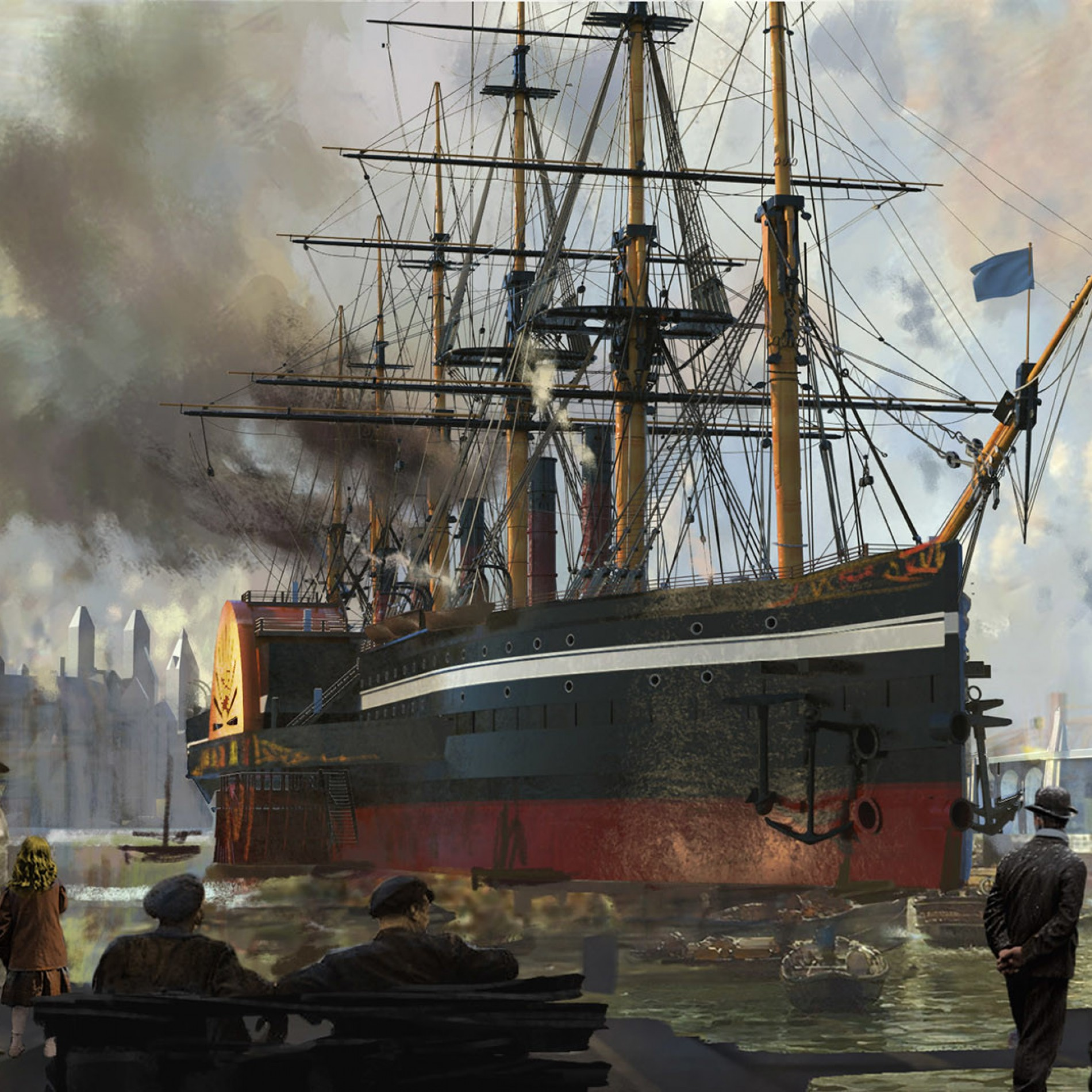 karakter-design-studio-kar-key-anno-1800-harbour-3d